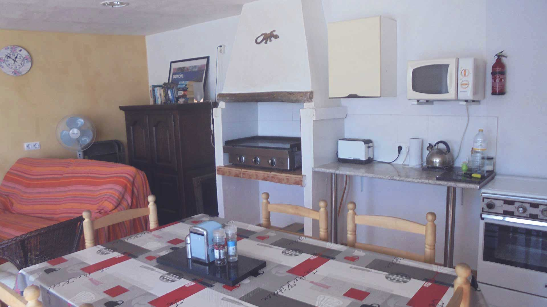 Kitchen Diner | Casa Tranquila Seron | Almeria | Spain | Apartments to Rent