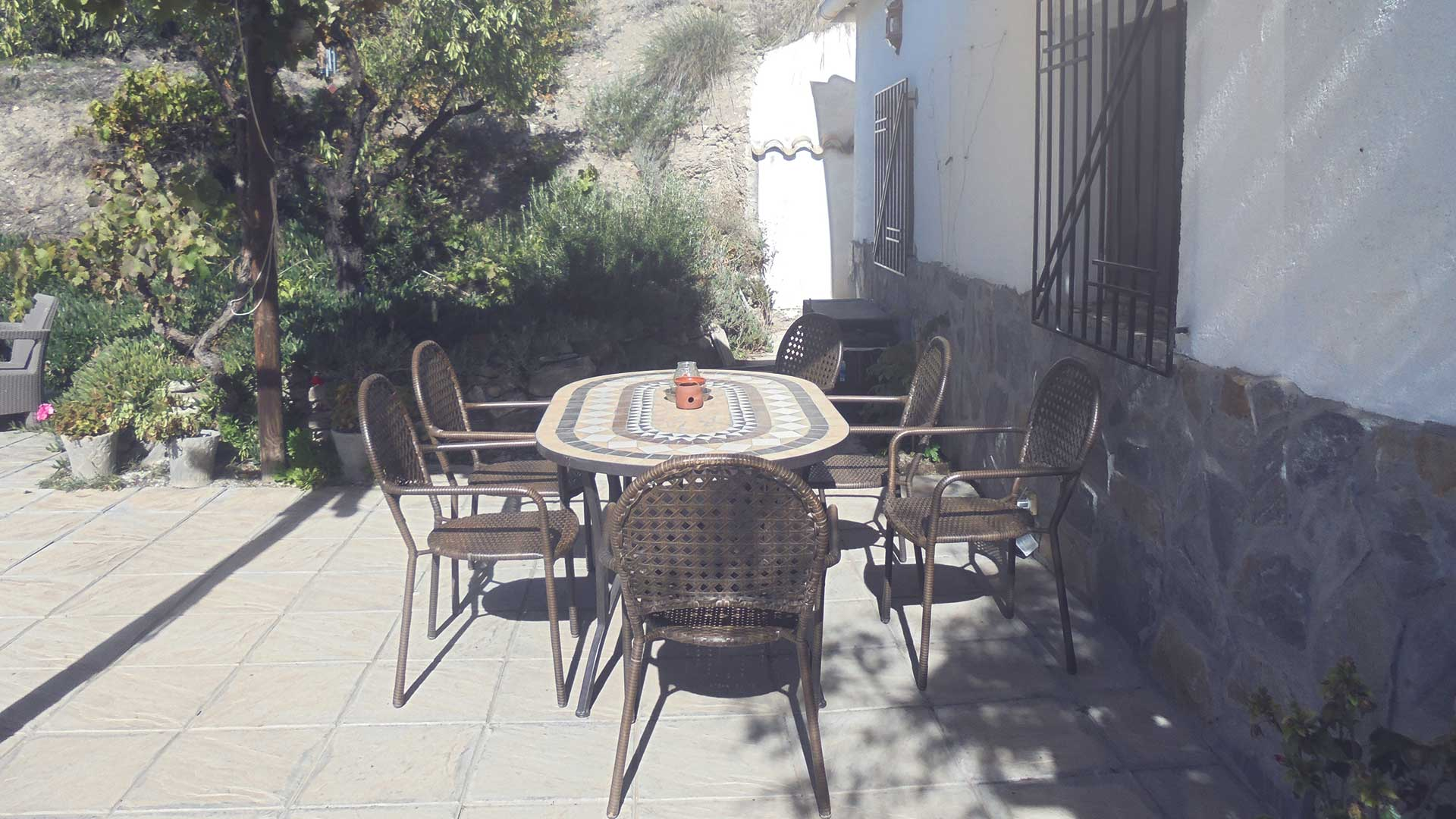 Outside | Casa Tranquila Seron | Almeria | Spain | Apartments to Rent
