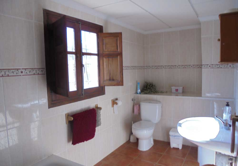 casa Bathroom | Casa Tranquila Seron | Almeria | Spain | Apartments to Rent