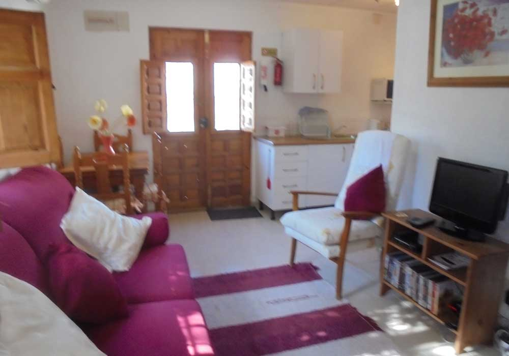 Lounge | Casa Tranquila Seron | Almeria | Spain | Apartments to Rent